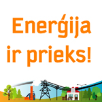 Enerģija ir prieks