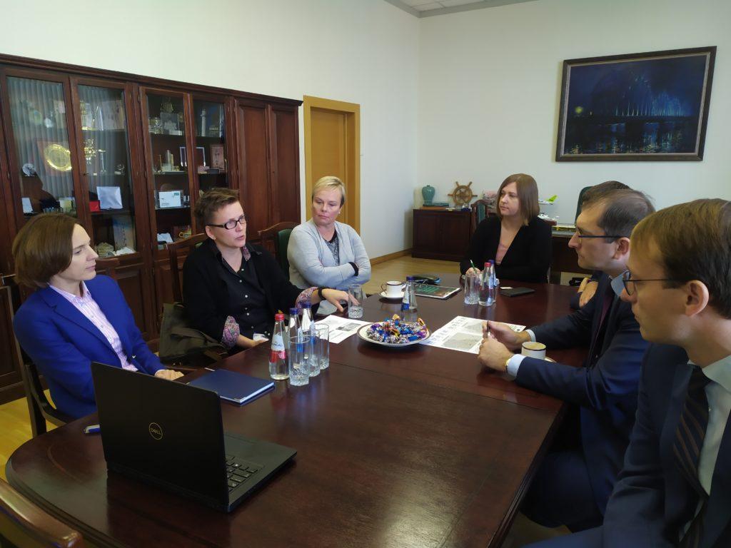 Foto: Satiksmes ministrija
