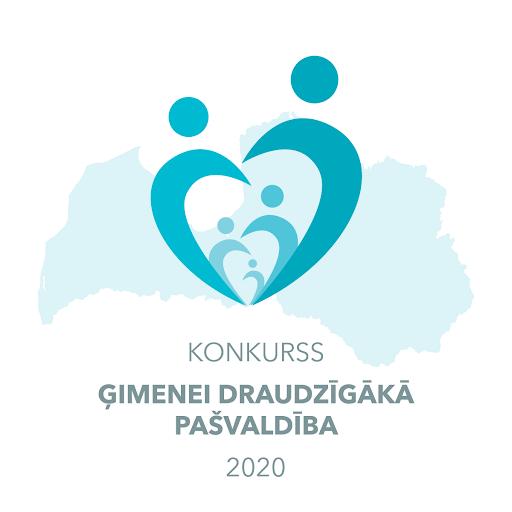 Ģimenei draudzīgākā pašvaldība logo